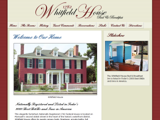 Whitfield House Bed and Breakfast Inn