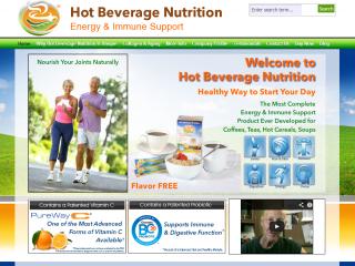 Hot Beverage Nutrition
