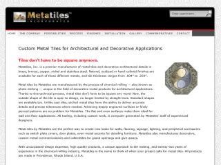 MetaTiles, Inc.