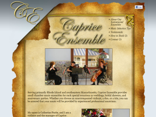 Caprice Ensemble