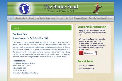 The Burke Fund