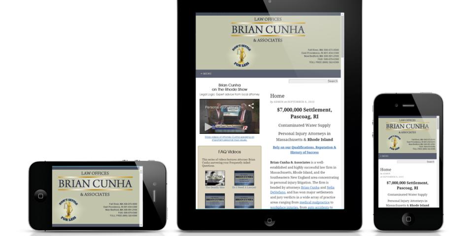Law Offices of Brian Cunha & Associates
